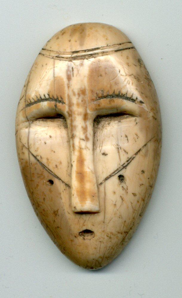 Okvik maskette